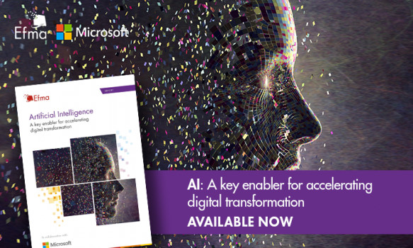 Artificial intelligence: A key enabler for accelerating the digital transformation
