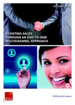 Boosting sales through an end-to-end multichannel approach