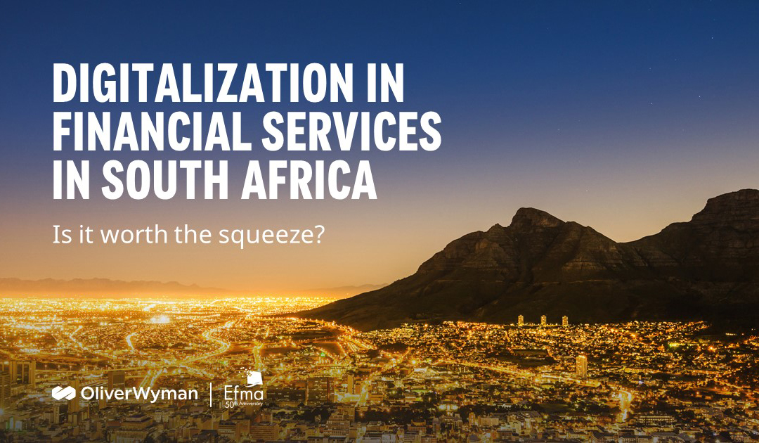 Digitalization in financial services in South Africa: Is it worth the squeeze?