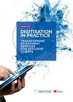 Digitisation in practice: Transforming investment services for affluent clients