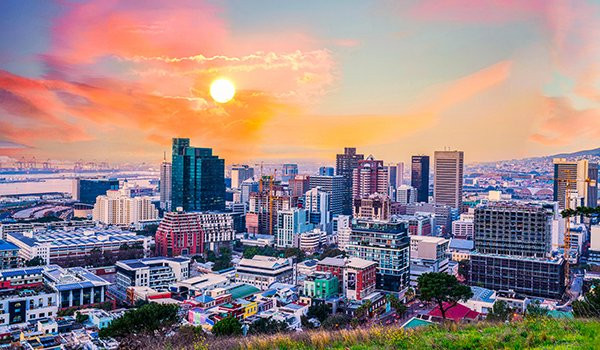 Digitizing financial services in South Africa