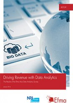 Driving revenue with data analytics: The results of the Efma Asia data analytics survey