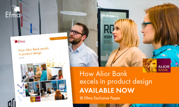 How Alior Bank excels in product design