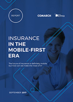 Insurance in the mobile-first era