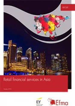 Retail financial services in Asia