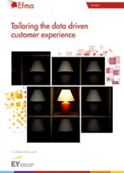 Tailoring the data driven customer experience