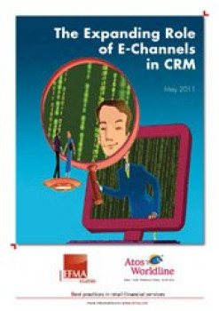 The expanding role of e-channels in CRM