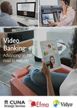 Video banking: Advancing on the road to maturity