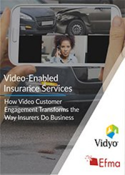 Video-enabled insurance services: How video customer engagement transforms the way insurers do business