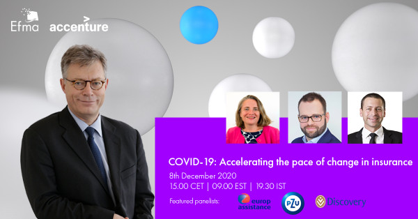 COVID-19: Accelerating the pace of change in insurance